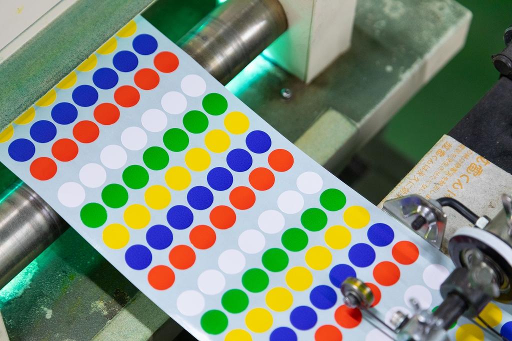 大阪 シール加工 製造 印刷